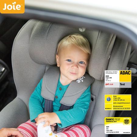 Joie® Otroški avtosedež i-Spin 360™ i-Size 0+/1 (0-18 kg) Merlot
