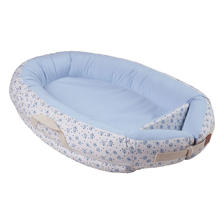 Slika Voksi® Gnezdece za dojenčka Premium Blue Moon