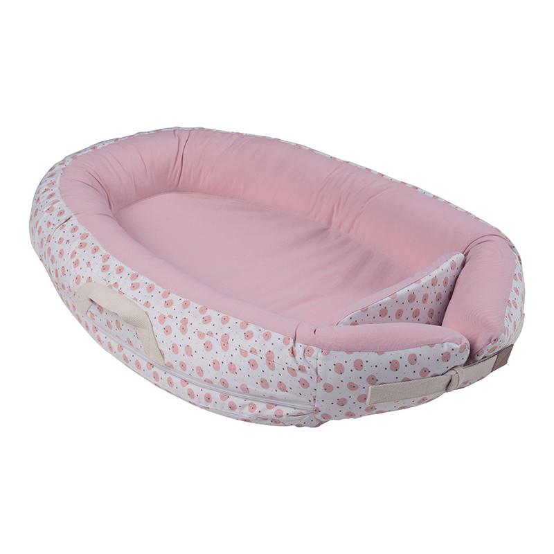 Voksi® Gnezdece za dojenčka Premium Rose Moon