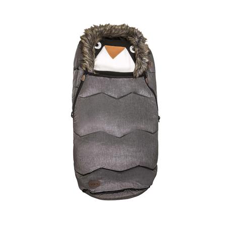 Slika Voksi® Zimska vreča s krznom Urban Melange Metallic