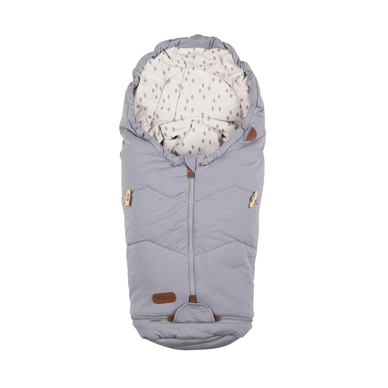 Voksi® Zimska vreča Move Light Grey