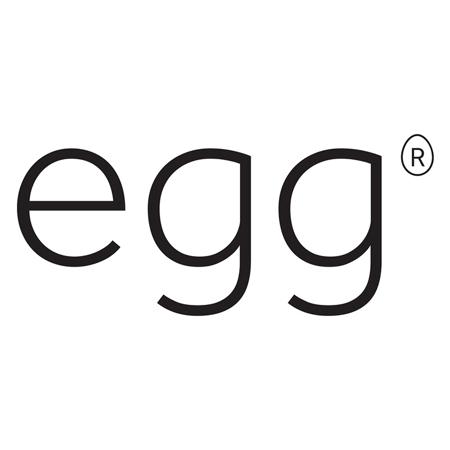 Egg by BabyStyle® Košara Just Black