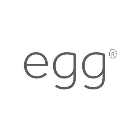 Egg by BabyStyle® Voziček Just Black