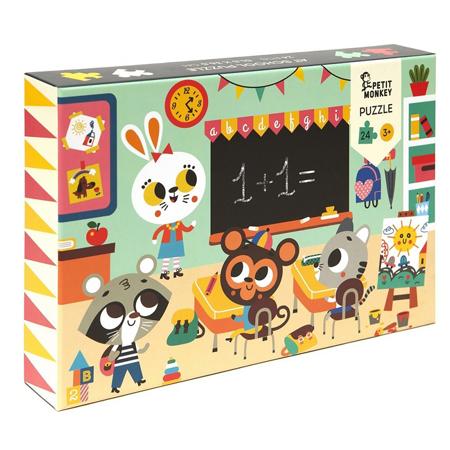 Slika Petit Monkey® Puzzle Šola