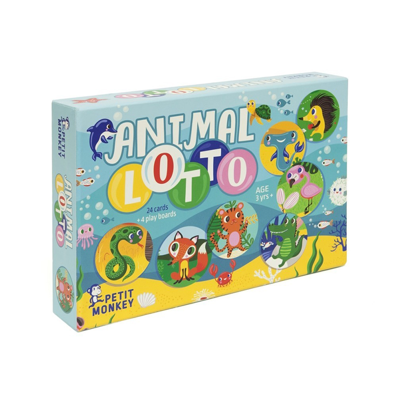 Petit Monkey® Loto Animals