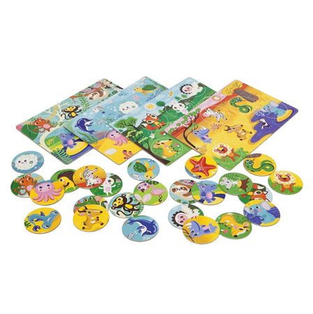 Slika Petit Monkey® Loto Animals