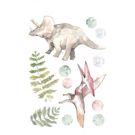 Pick Art Design® Stenske nalepke Dinozavri manjši