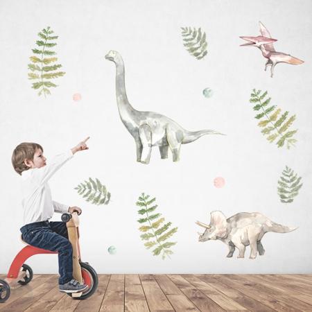 Slika Pick Art Design® Stenske nalepke DinozavrI