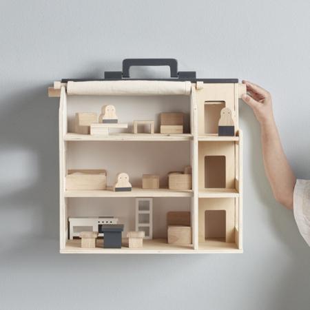 Kids Concept® Lesena hiša Aiden
