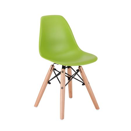 Slika EM Furniture Eiffel Otroški stolček Green