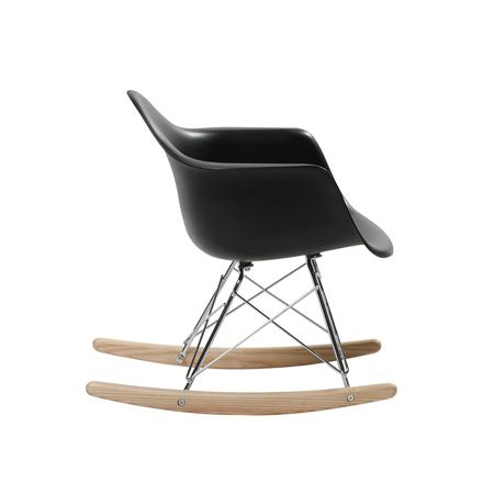Slika EM Furniture RAR Otroški gugalnik Black