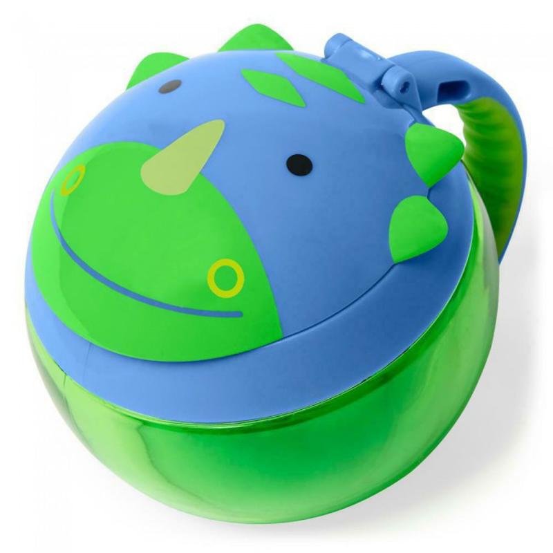 Skip Hop® Posodica za prigrizke Dinozaver