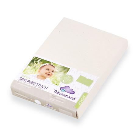 Slika Träumeland® Rjuha Organic Natural White primerna za 120x60/140x70