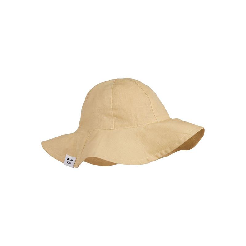 Liewood® Dorrit Klobuček z UV zaščito Smoothie Yellow 3-4 L
