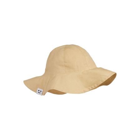 Slika Liewood® Dorrit Klobuček z UV zaščito Smoothie Yellow 5-7 L