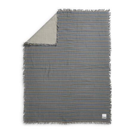 Slika Elodie Details® Mehka bombažna odejica Sandy Stripe