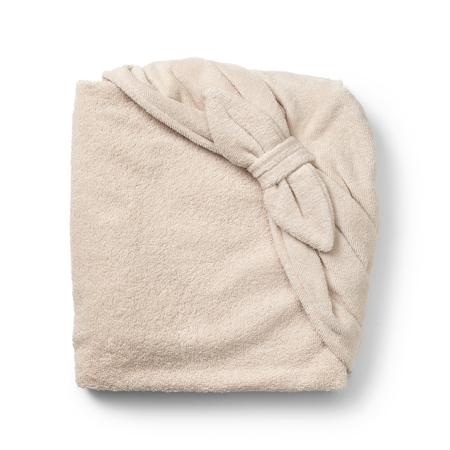 Slika Elodie Details® Brisača s kapuco Powder Pink Bow 80x80