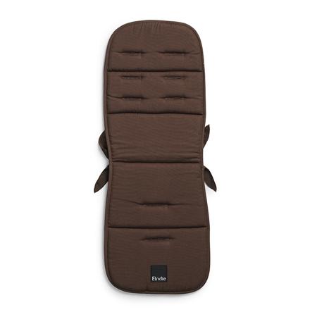 Slika Elodie Details® Univerzalna podloga za otroški voziček Chocolate