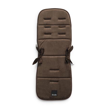 Elodie Details® Univerzalna podloga za otroški voziček Chocolate