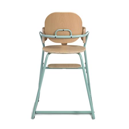 Charlie Crane® Visok stolček za hranjenje TIBU Tod Blue