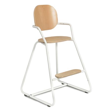 Slika Charlie Crane® Visok stolček za hranjenje TIBU Tod White