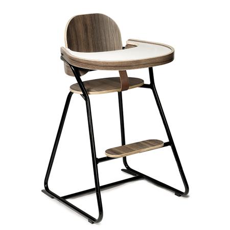 Slika Charlie Crane® Visok stolček za hranjenje TIBU Black Edition