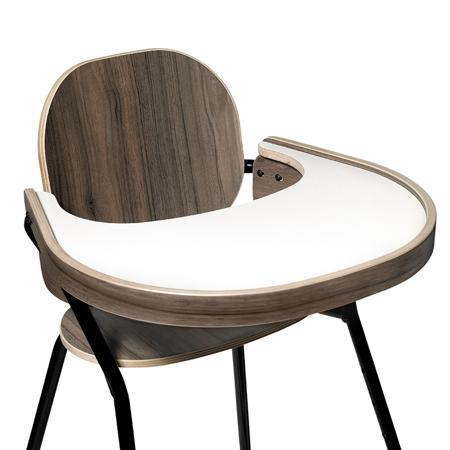 Charlie Crane® Visok stolček za hranjenje TIBU Black Edition