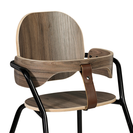 Slika Charlie Crane® Varnostni set za stolček TIBU Black Edition