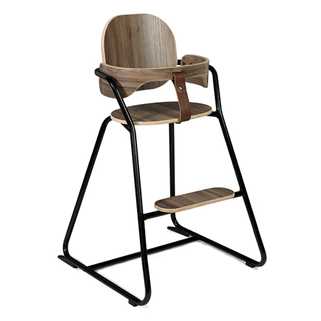 Charlie Crane® Varnostni set za stolček TIBU Black Edition