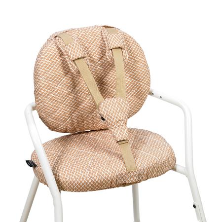 Charlie Crane® Blazina za stolček TIBU Diamond Toast
