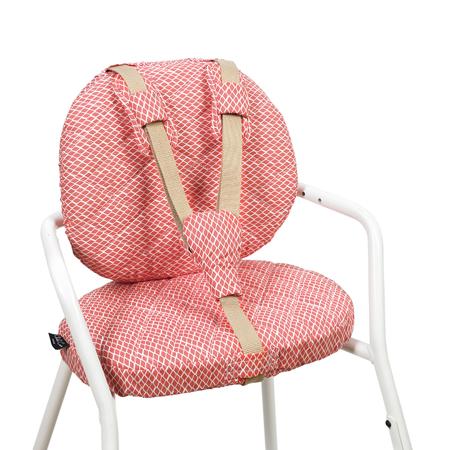 Charlie Crane® Blazina za stolček TIBU Diamond Red