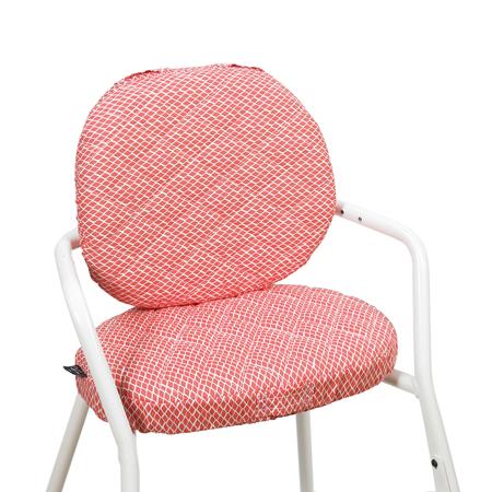 Slika Charlie Crane® Blazina za stolček TIBU Diamond Red