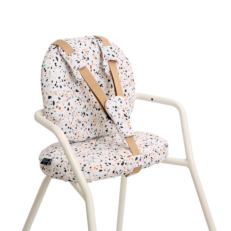 Charlie Crane® Blazina za stolček TIBU Milinane Terrazzo
