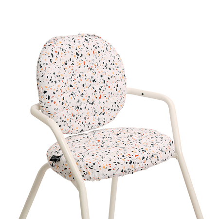 Slika Charlie Crane® Blazina za stolček TIBU Milinane Terrazzo