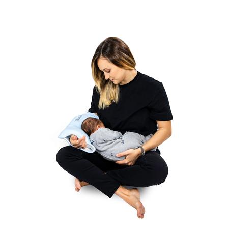Koala Babycare® Vzglavnik za dojenje Perfect Head Moder