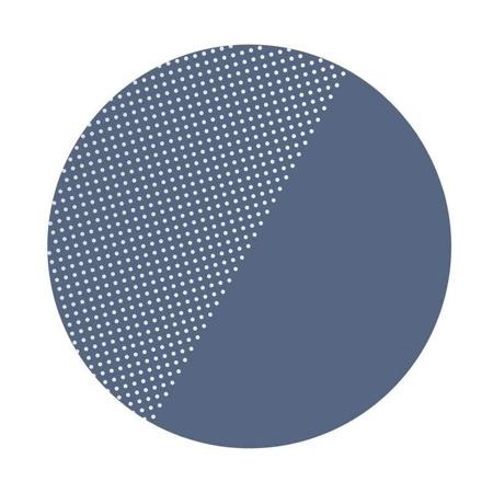 Slika Toddlekind® Večnamenska podloga Blue Pansy