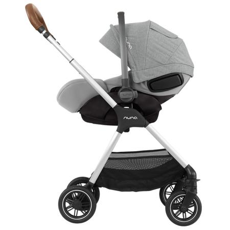Nuna® Otroški avtosedež Arra™ i-Size 157° z IsoFix z bazo 0+ (0-13 kg) Frost