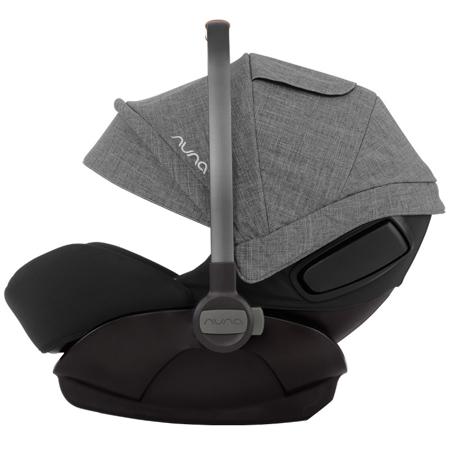 Slika Nuna® Otroški avtosedež Arra™ i-Size 157° z IsoFix z bazo 0+ (0-13 kg) Charcoal