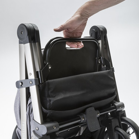 Twistshake® Otroški voziček Tour Grey