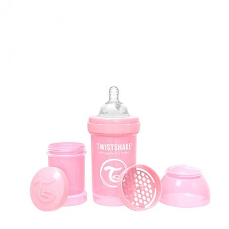 Twistshake® Steklenička Anti-Colic 180ml Pastel (0+m)