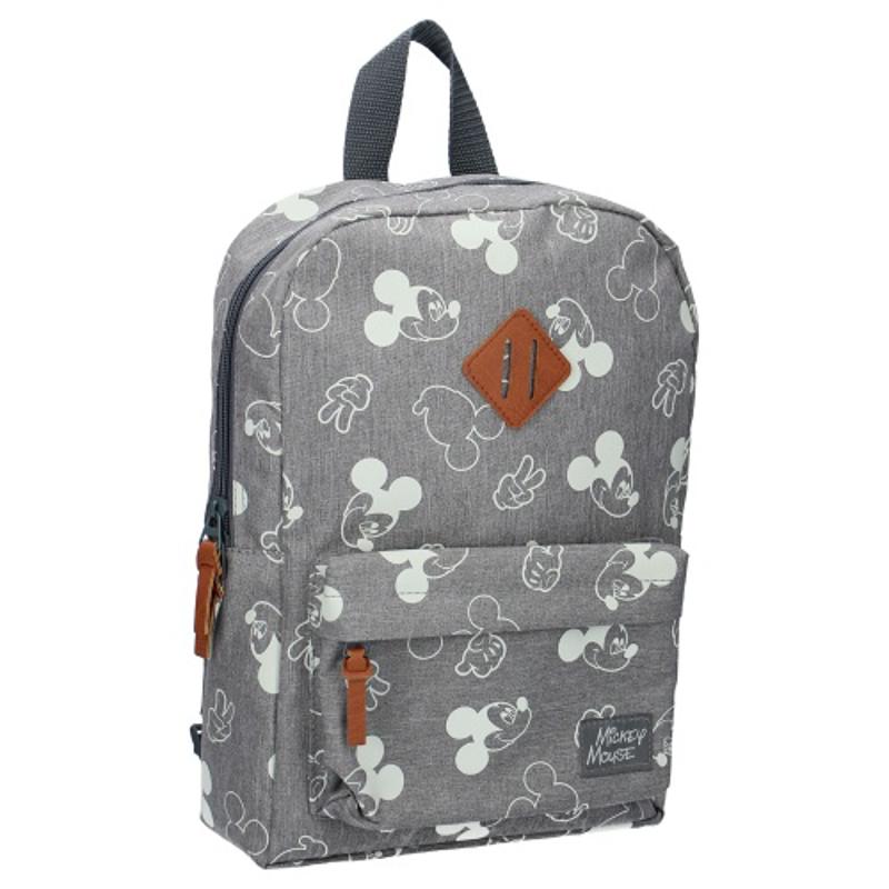 Disney's Fashion® Otroški nahrbtnik Mickey Mouse All Together Grey