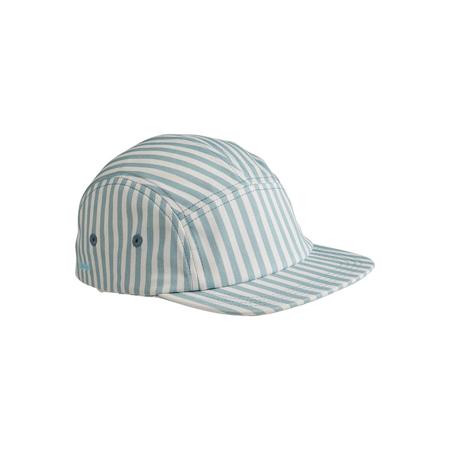 Slika Liewood® Rory kapa s šilcem Sea Blue/White