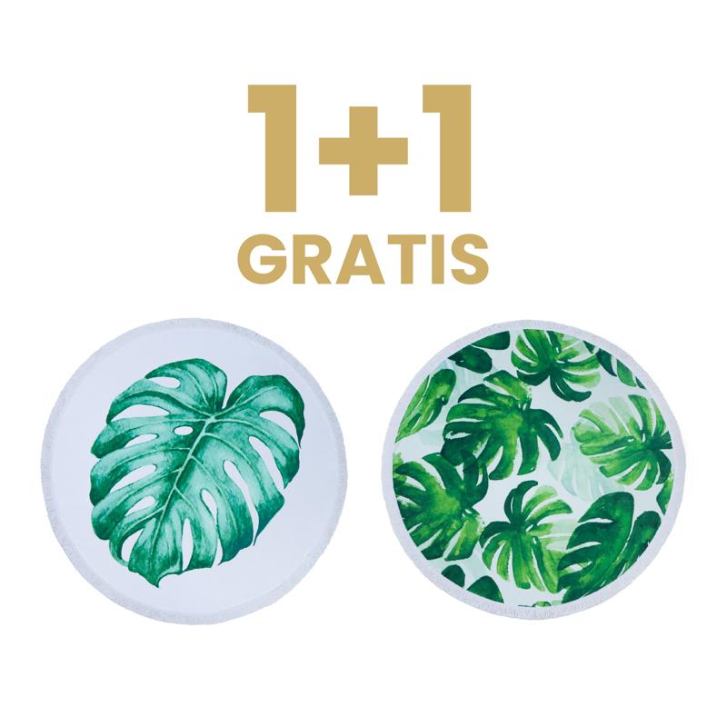 Olala® 1+1 GRATIS Brisača Cleopatra's Leaf & The Green Ocean