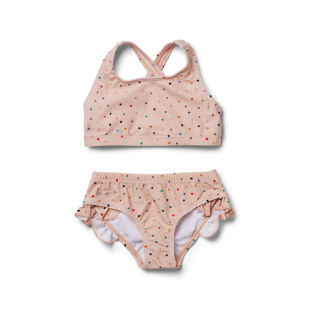 Slika Liewood® Otroške bikini kopalke Juliet Confetti Mix 9-18 M