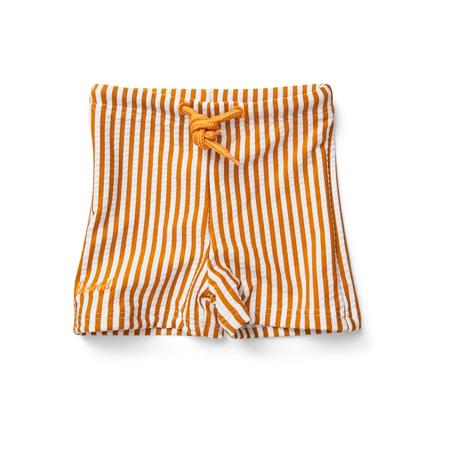 Slika Liewood® Otroške kopalke Otto Stripe Mustard
