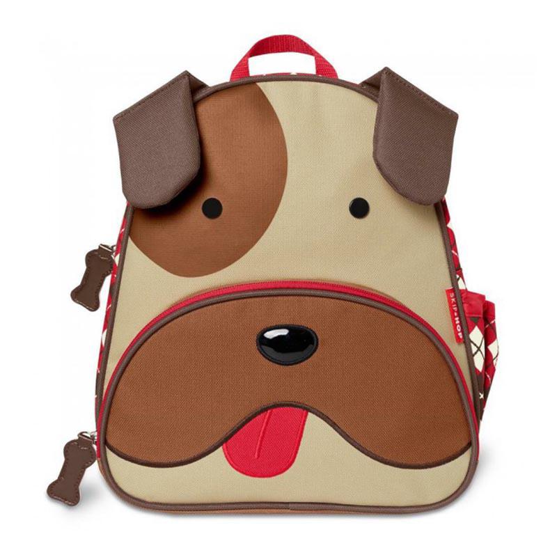 Skip Hop® Otroški nahrbtnik Kuža Buldog