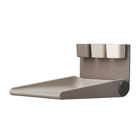 Leander® Stenska previjalna postaja Wally ™ Cappucino