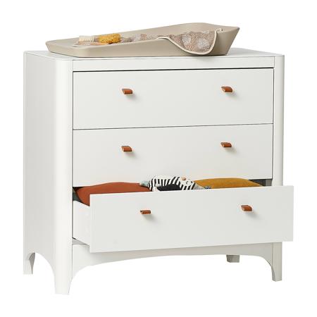 Slika Leander® Predalnik Classic White