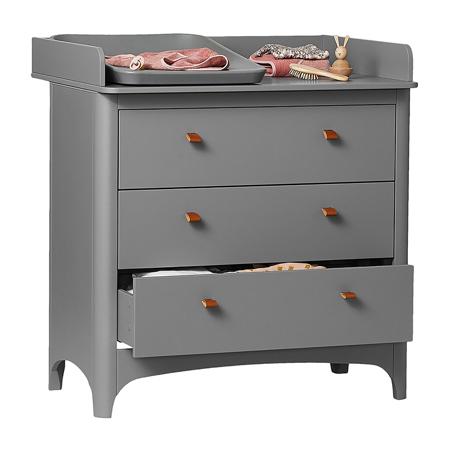 Slika Leander® Previjalna enota za komodo Classic Grey