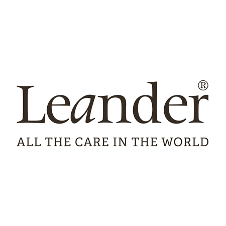 Leander® Otroška postelja Luna™ 140x70 cm White/Oak